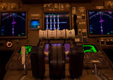 Boeing 747 Cockpit - The Bare Essentials