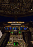 Boeing 747 Cockpit - Overview