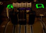 Thrust Levers Boeing 747-400