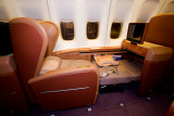 Singapore Airlines B747-400 First Class