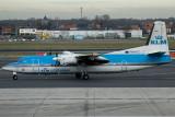 KLM Fokker 50