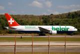 Belair Airlines B767-300