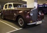 Bentley R Type, 1954