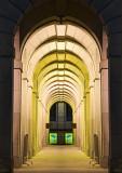 Hallway At Old Supreme Court