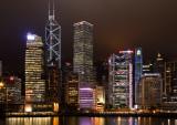 HKG Skyline