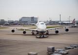 British Airways - B747-400