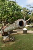 Japanese WWII Gun