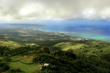 Saipan Island Looking Southwest