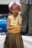 Flame Tree Festival Dancer (practice)