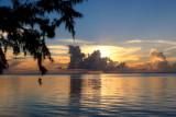My Last Saipan Sunset