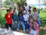 Kagman Elementary School Beach Cleanup Day