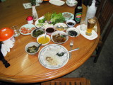 Burmese Meal