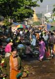Mandalay Market.