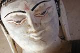 Cracked Face Buddha