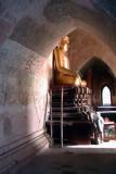Bagan Temple Buddha