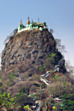 Mt. Popa View
