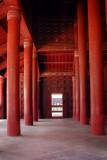 Inside Mandalay Palace