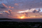 Sunrise Over San Vincente Village