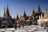 Magical Shwedagon Paya