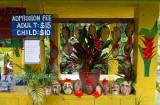Entrance to Botanical Garden
