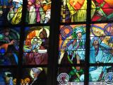 Mucha window, St. Vitus Cathedral