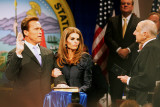 The 2007 Inauguration of Arnold Schwarzenegger