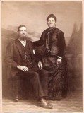 Isaac and Lucinda Tipsword 1860
