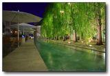 Getty Center Fountian