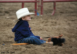 Even the younger cowboys and .....