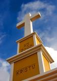 Large cross  @ Seru Largu