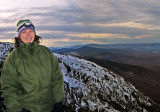 On top of Mt Mansfield