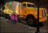 Concrete Truck - Burlington's First Night Celebration