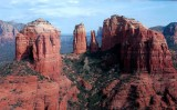 Sedona from Helicopter