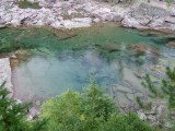 Glacial Melt Colors