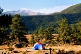 Morraine Meadows Campsite