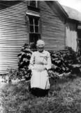She was the wife of William Henry Coatney, neice to James Alfred Wells, & mother to Arthur Eugene, Jennie Elizabeth, Edward Ernest, Bertha Jean, Norris & Nettie Alene Coatney.