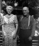 Edward  & Ida Coatney, ca 1950