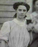 Cora Belle Merrill was the second of twelves children born to William John Whiston Merrill & his wife, Lillian Elizabeth T. Walker Merrill. On 05 February 1927 in Crete, Saline County Nebraska, she married Axel Pearson. To my knowledge, this couple had no children.