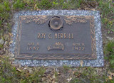 My great grandfather lies in the Merrill Family plot in Lincoln's Memorial Park.