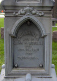 Catherine Anne Shields married John H. Merrill 22 June in Meaford Canada. Together this couple had four children. Catherine is buried in the Merrill Family Plot in Wyuka Cemetery, Lincoln, Lancaster County Nebraska.