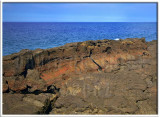 Coastal Lava Rock