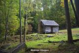 Lob cabin in Tennessee