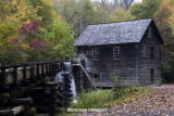 Mingus grist mill in Tennessee