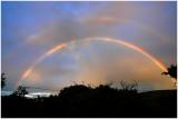 11 Jan 07 - Rainbow but no rain