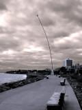 Len Lye's Wind Wand