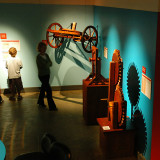 De Vinci machines at New Plymouth