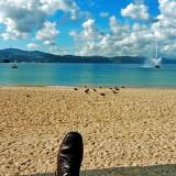 2 March 07 - Foot Sea