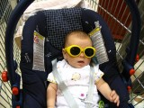 It´s so sunny but I am so cool!!