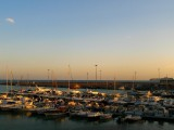 Harbour in Formia