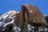 Yosemite: Half Dome in Twilight